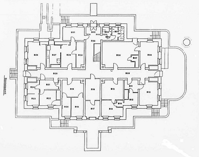 Floor plans with walkout basement house plans home designs for Walkout rambler floor plans