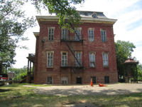 East Elevation - June 29, 2010
