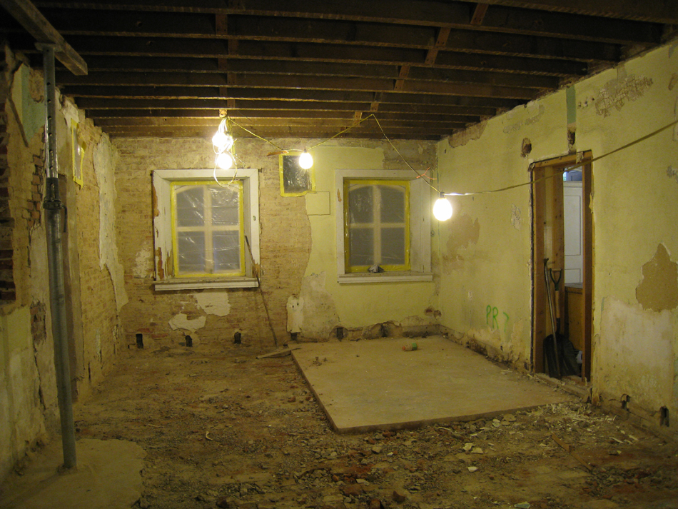 Basement - South Room