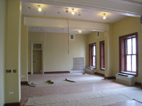 Second Floor--Large south central room - June 10, 2011