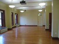 Second Floor--Large south central room - November 16, 2011